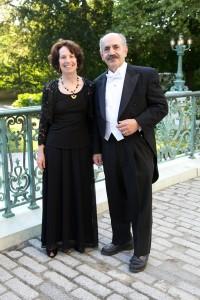Amy & Robert Weinberg